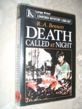 Death Called At Night (linford Mystery)