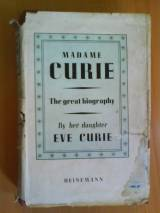 Madame Curie, The Great Biography