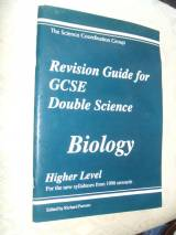 Rev. Guide For Gcse Double Science Biology