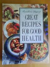 Readers Digest&#34 Great Recipes for Good Health (Readers Digest