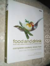 FOOD AND DRINK from the nations favourite TV cookery series